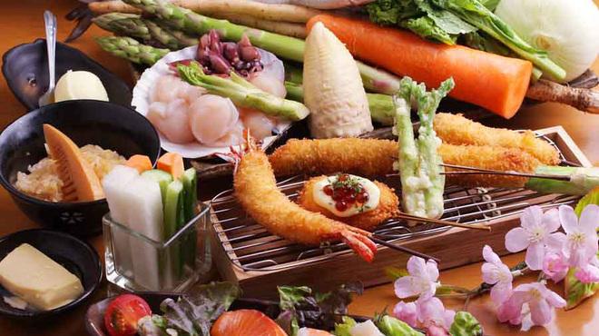 萬時 - 料理写真: