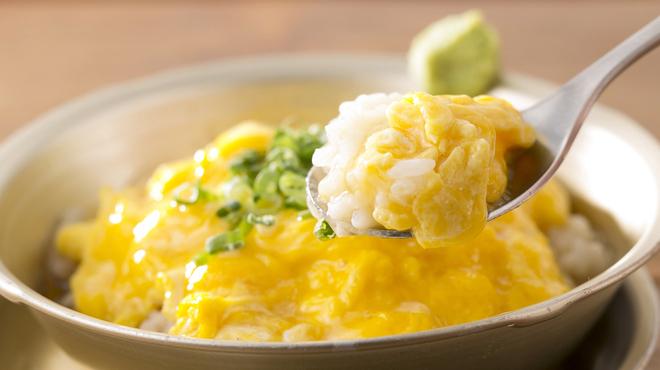 いずみピンチョ - 料理写真:トロトロ卵のっけごはん