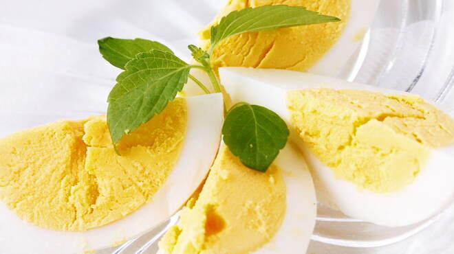 エルベ - 料理写真:玉子のピクルス