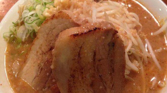 フジヤマ55 - 料理写真:新岡崎名物「家康らぁめん」岡崎名産八丁味噌使用