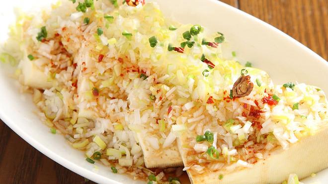 韓国旬菜ハル - 料理写真:薬膳豆腐