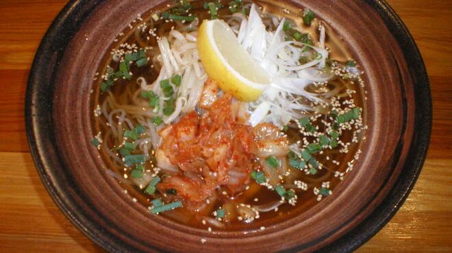 かんいち - 料理写真:冷麺