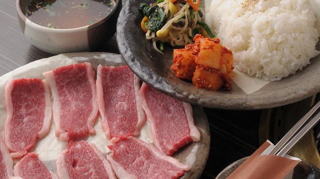 近江牛焼肉 永福苑 - 料理写真: