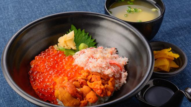小樽海鮮丼エン - メイン写真: