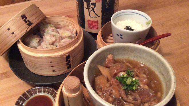 蒸食膳処 タケウチ - メイン写真: