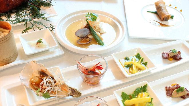 天厨菜館 - 料理写真:コース料理 (一例)