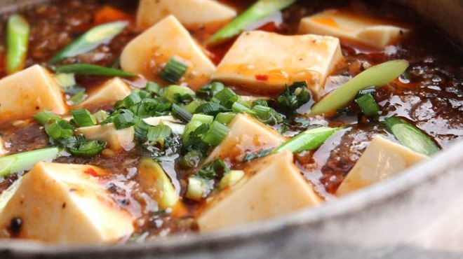 天厨菜館 - 料理写真:麻婆豆腐