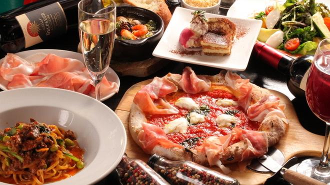 イタリア食堂ポルコ - メイン写真: