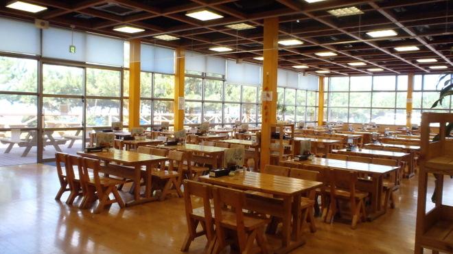 江口蓬莱館 - 内観写真:江口蓬莱館 レストラン