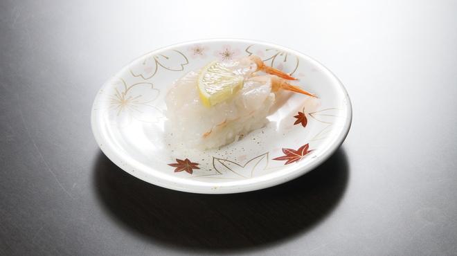 すしダイニング遊 - 料理写真:【生えび】210円