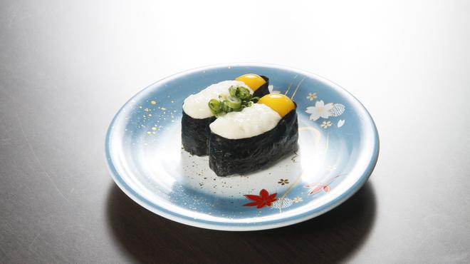 すしダイニング遊 - 料理写真:【うずらとろろ】160円
