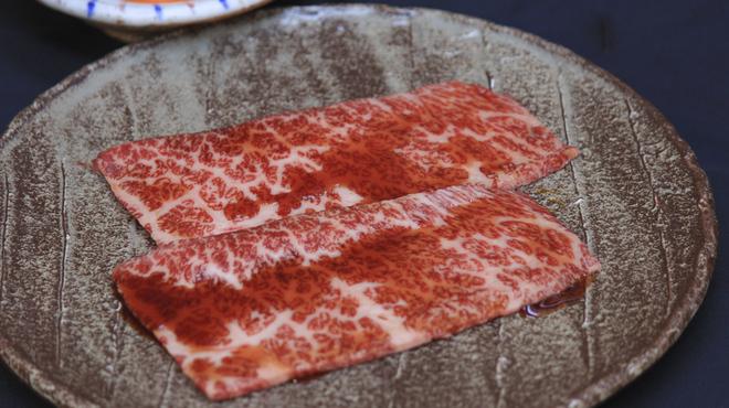 まんぷく - 料理写真:ざぶとんの炙り焼き