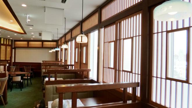椿屋カフェ - 内観写真: