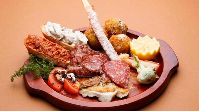イタリア食堂 パッシオーネ - メイン写真: