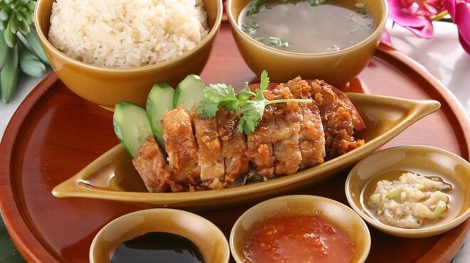 シンガポール 海南鶏飯 - 料理写真: