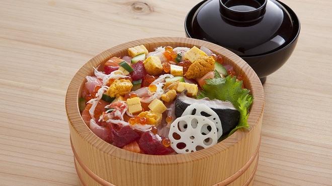 沼津魚がし鮨 駿河屋久兵衛 - 料理写真: