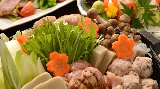とりひめ - 料理写真:【ごちそう】コース 120種類飲み放題付き 3980円