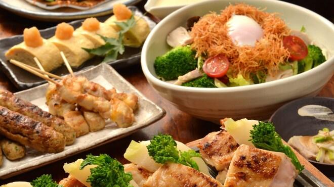 とりひめ - 料理写真:【とりひめ】コース 120種類飲み放題付き 3500円