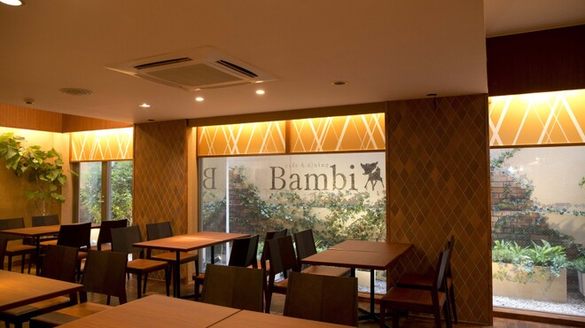 Cafe&dining Bambi - メイン写真:
