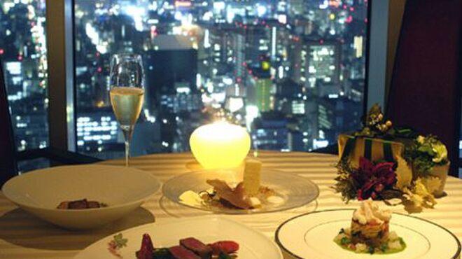 エノテーカ ピンキオーリ - 料理写真:記念日を2日前迄に予約でデザート時にアニバーサリーケーキを♪