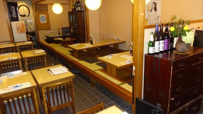 うおよし - 内観写真:店内画像