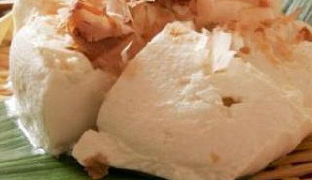 蔵人厨 ねのひ - 料理写真:フクユタカの寄せ豆腐
