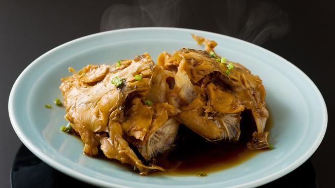 美舟 - 料理写真:ふぐ かぶと煮