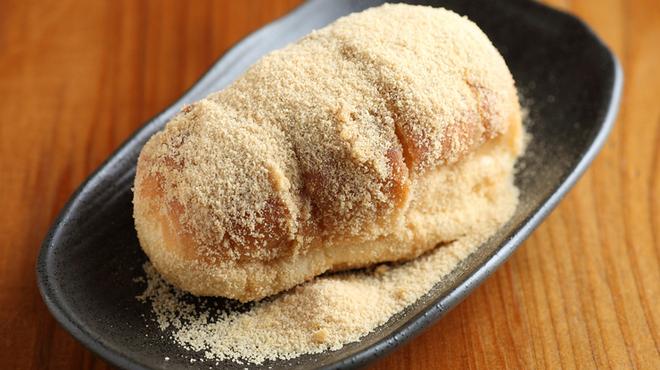 串揚げ 依知川 - 料理写真:揚げパン。