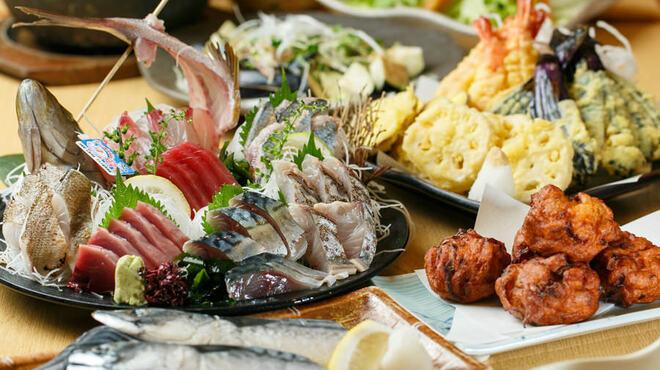 魚海船団 - メイン写真: