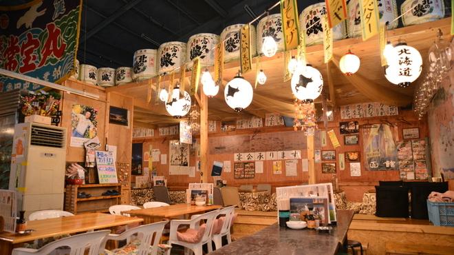 新・函館市場 - メイン写真: