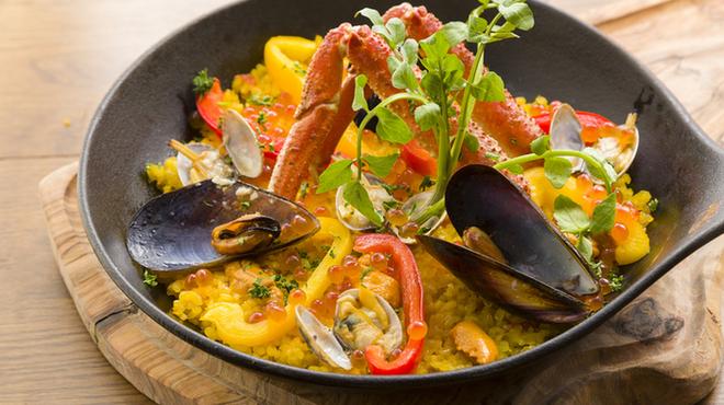 spanish Italian Azzurro520+cafe -costa de terraza- - メイン写真: