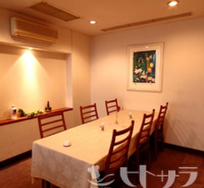 レストラン香味屋 - 内観写真: