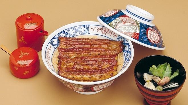 鰻割烹 伊豆栄 梅川亭 - メイン写真: