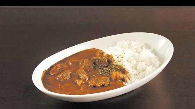 カラオケUNO - 料理写真:特製ビーフカレー
