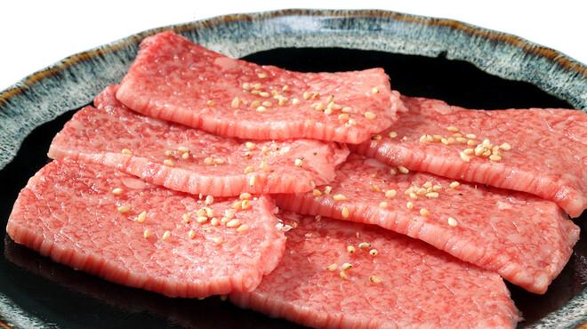 陽山道 - 料理写真:但馬牛、佐賀牛をリーズナブルに。