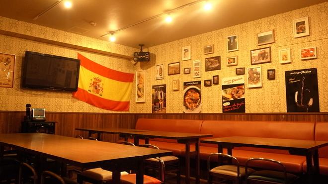 Spanish Bar Pasion - 内観写真:パーティルーム☆
