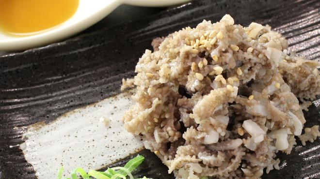 ホルモン肉問屋 小川商店 - 料理写真: