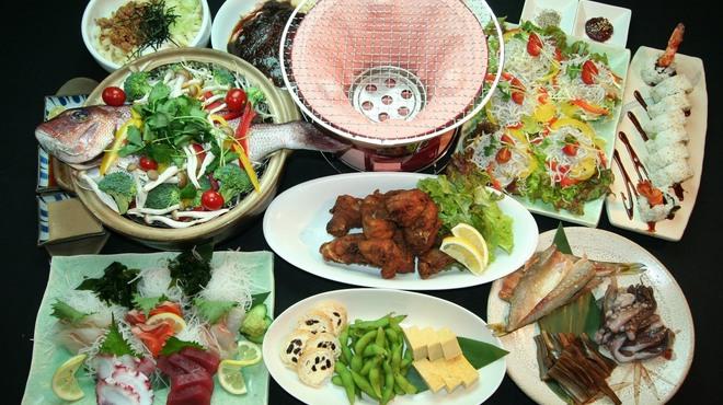やぶ屋 - 料理写真:一品コース(2000円)
