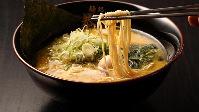 麺処 恭や - 料理写真:絶品!豚骨醤油ラーメン