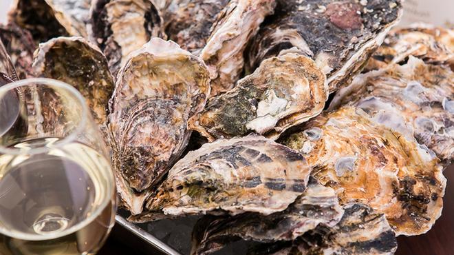 魚とワイン はなたれ The Fish and Oysters - メイン写真: