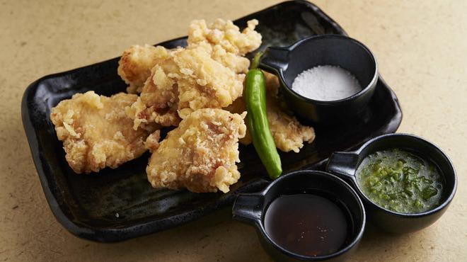 水炊き・焼き鳥 とりいちず - 料理写真: