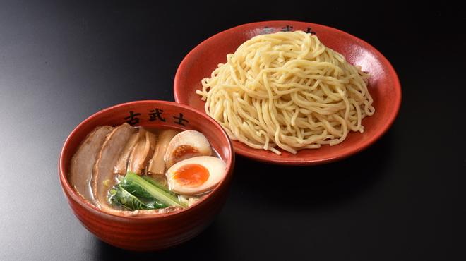 古武士 - 料理写真:特製つけ麺