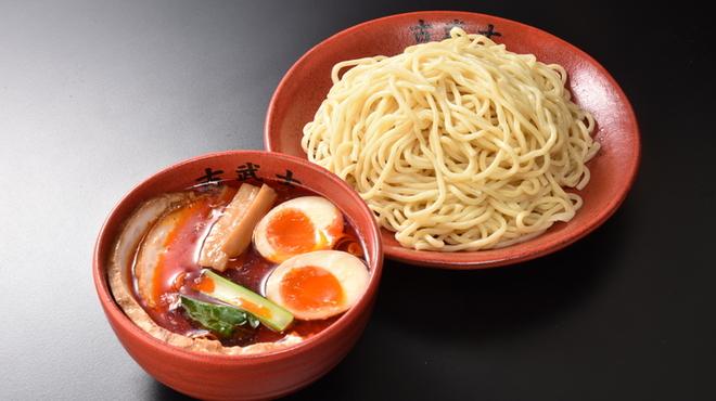 古武士 - 料理写真:特製辛つけ麺