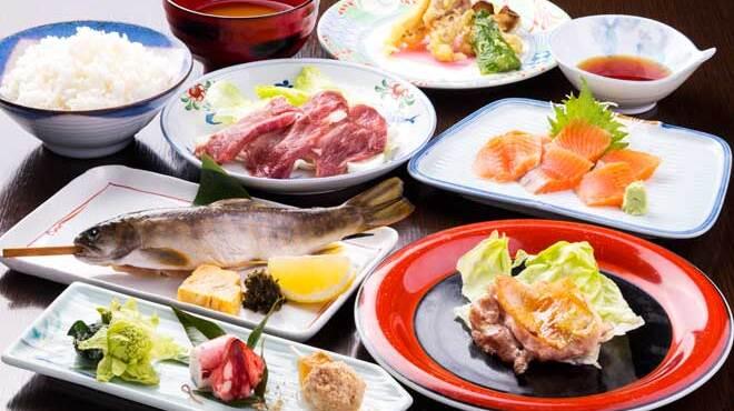八千代 - 料理写真:信州まるごと味わいセット