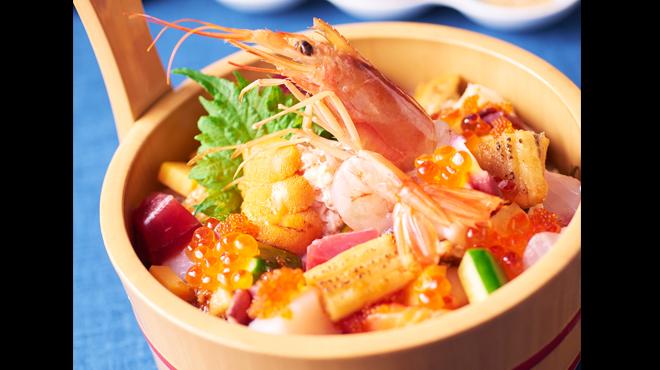 海鮮丼飯テロ