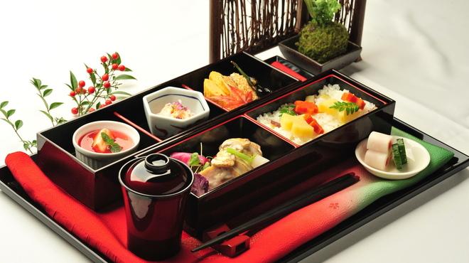 和カフェ錦庭 - 料理写真:四季の訪れ