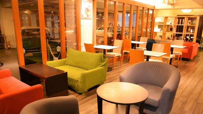 Cheval Cafe - メイン写真: