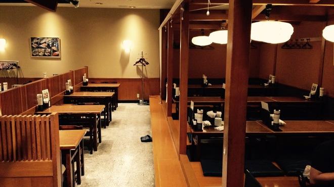 雛鮨 - 内観写真:店内