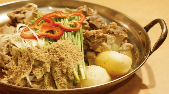 韓国家庭料理 トマト - メイン写真: