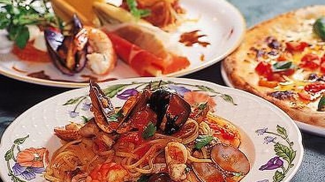 トラットリア・イタリア - 料理写真: